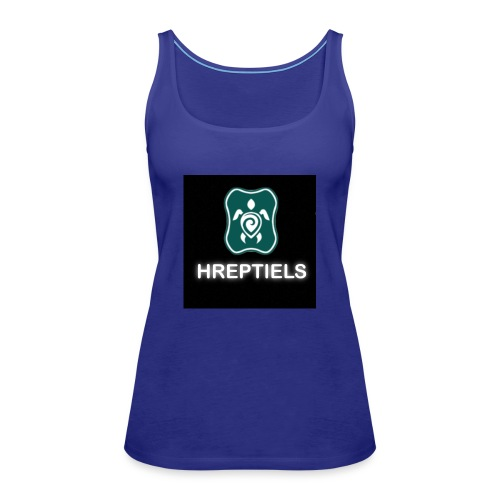 Hreptiles - Women's Premium Tank Top