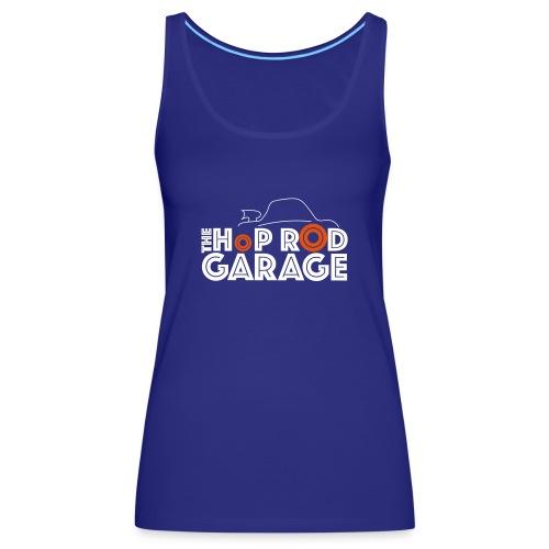Hop Rod Garage - Premium singlet for kvinner