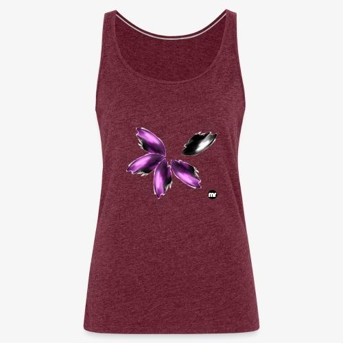 Sembran petali ma è l'aurora boreale - Canotta premium da donna