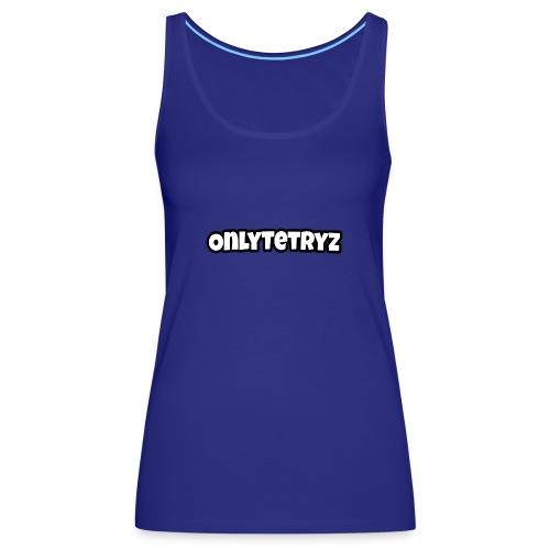 Tetryz shirt - Frauen Premium Tank Top