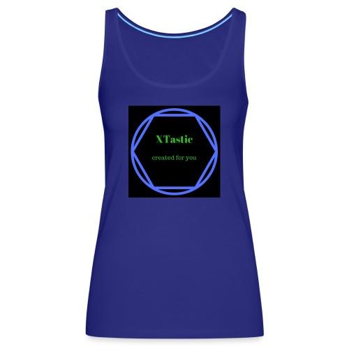 XTastic Merch - Women's Premium Tank Top