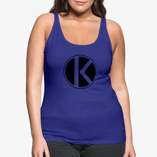|K·CLOTHES| ORIGINAL SERIES - Camiseta de tirantes premium mujer