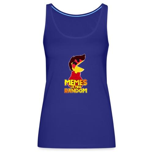 Memes Ultra Random - Camiseta de tirantes premium mujer