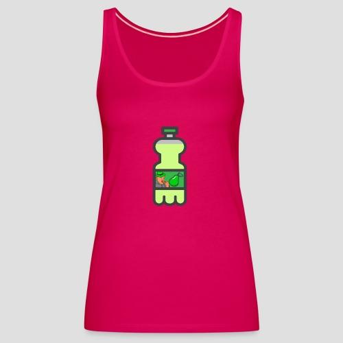Pear Soda Merchandise - Naisten premium hihaton toppi