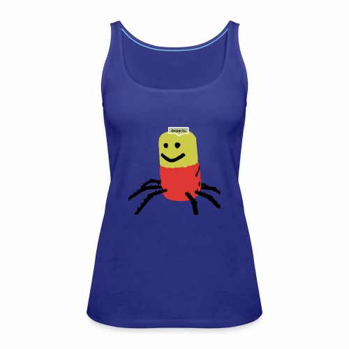 Despacito Spider - Women's Premium Tank Top