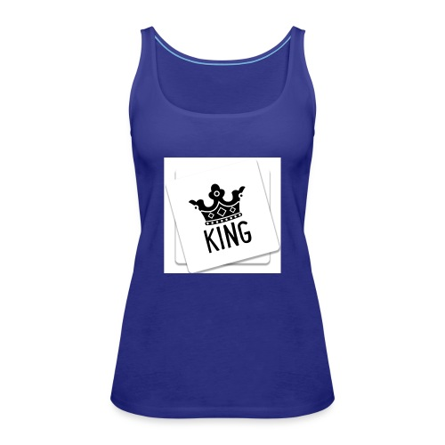 The Kings Throne Launch - Women's Premium Tank Top