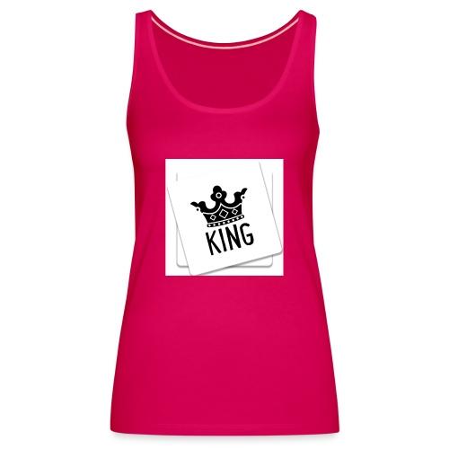 The Kings Throne Launch - Women's Premium Tank Top