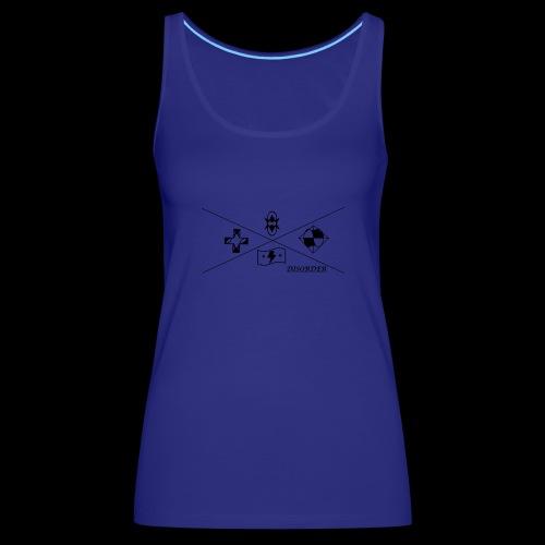 disorder - Camiseta de tirantes premium mujer
