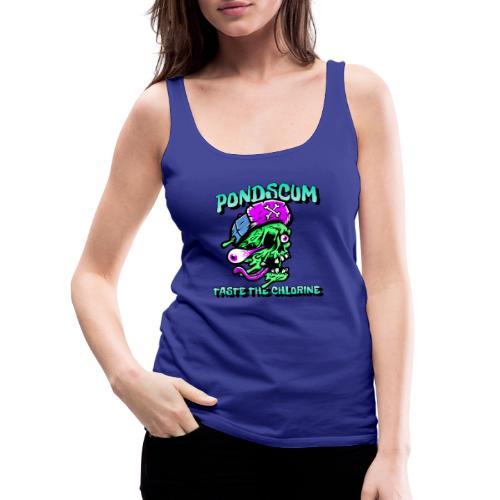 Pond Scum - Women's Premium Tank Top