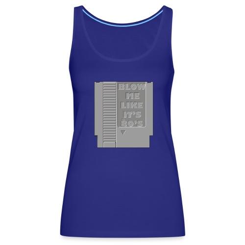blow me - Camiseta de tirantes premium mujer