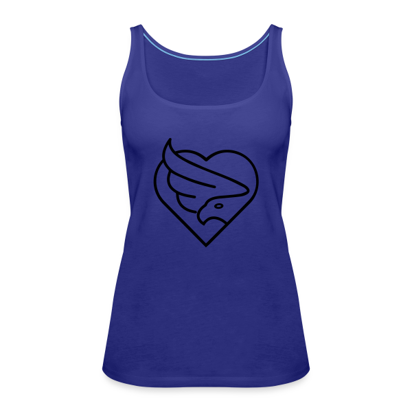 hearts on fire Signature - Frauen Premium Tank Top
