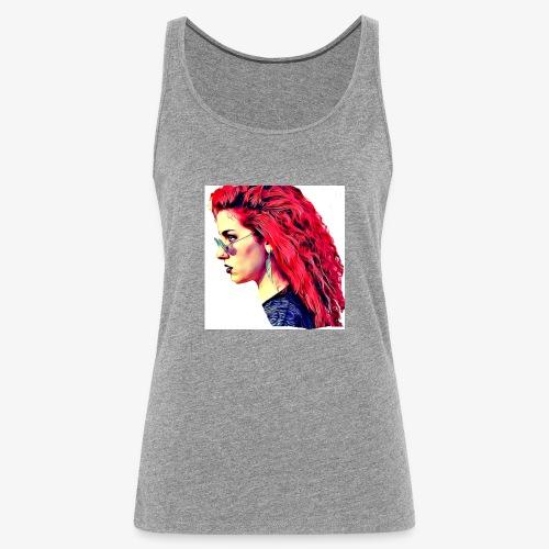 MINERVA - Camiseta de tirantes premium mujer