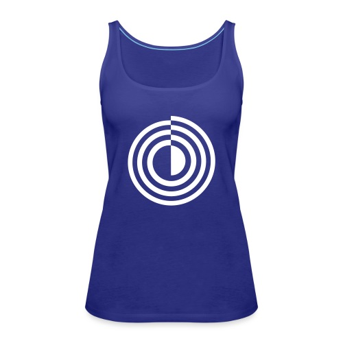 Simple Portal - Frauen Premium Tank Top