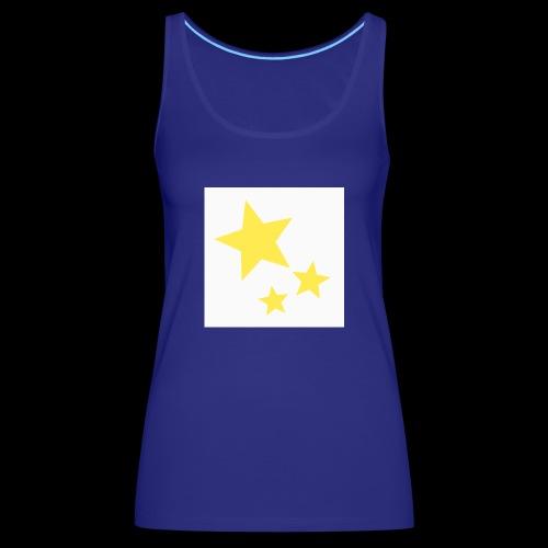 Dazzle Zazzle Stars - Women's Premium Tank Top