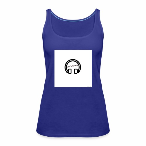 Headphones - Women's Premium Tank Top