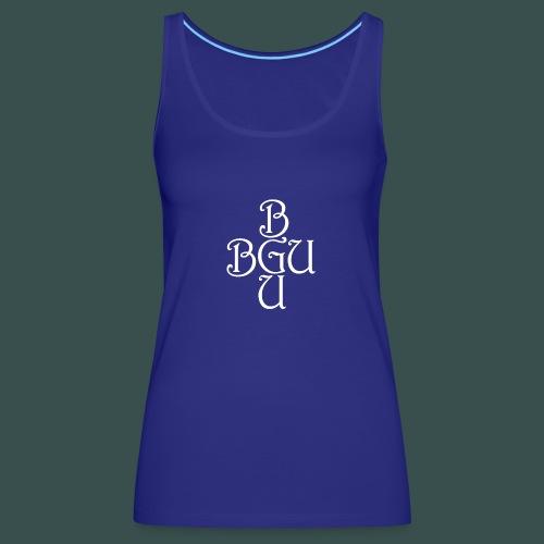 BGU - Frauen Premium Tank Top