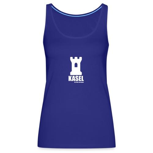 KASEL2 - Camiseta de tirantes premium mujer