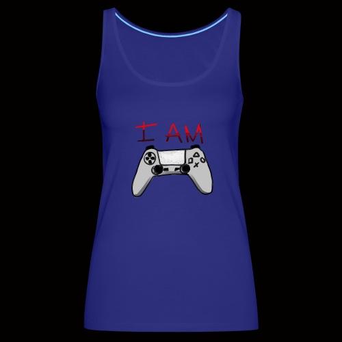 yo soy un gamer - Camiseta de tirantes premium mujer