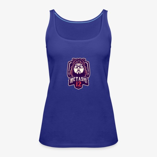 metashi12 - 2019 Logo - Frauen Premium Tank Top