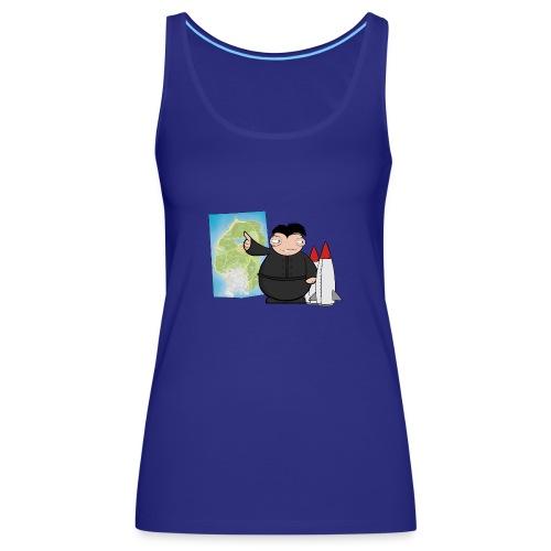 Happy Dictator. - Camiseta de tirantes premium mujer