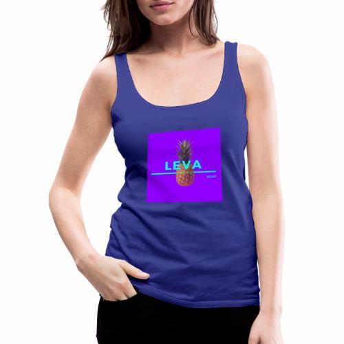 Leva omslag - Premiumtanktopp dam