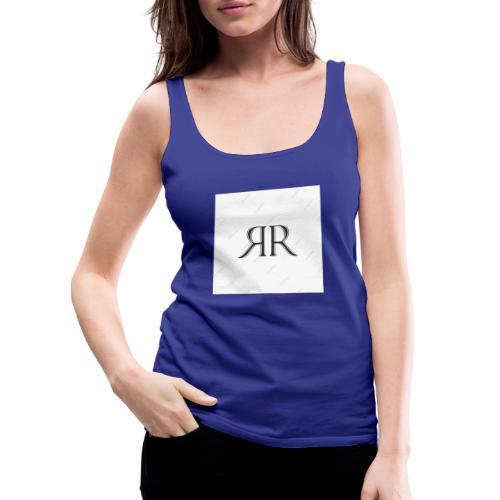 RR - Camiseta de tirantes premium mujer