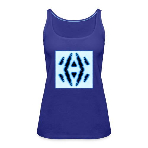 Lichtertanz #3 - Frauen Premium Tank Top