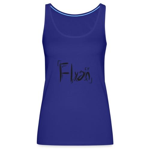 Overlay Flyan - Naisten premium hihaton toppi