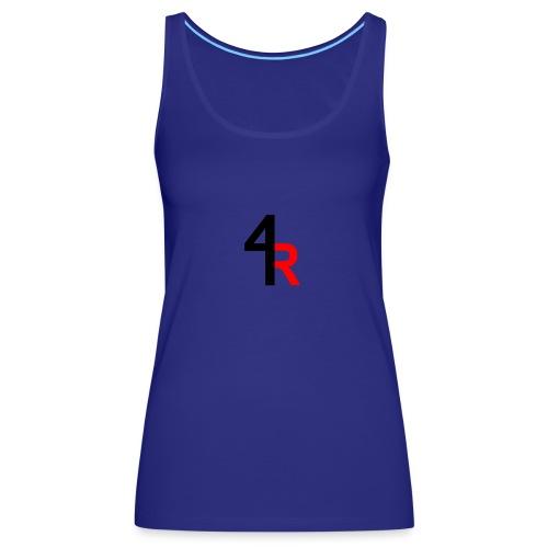 Basic il quattro - Camiseta de tirantes premium mujer