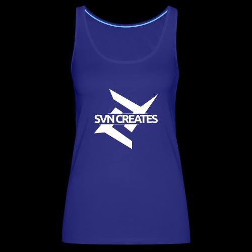 SVN Shirt logo 1 png - Vrouwen Premium tank top