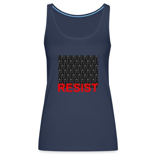 Resist 21.1 - Frauen Premium Tank Top