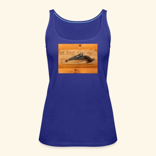 Clint Eastwood - Frauen Premium Tank Top