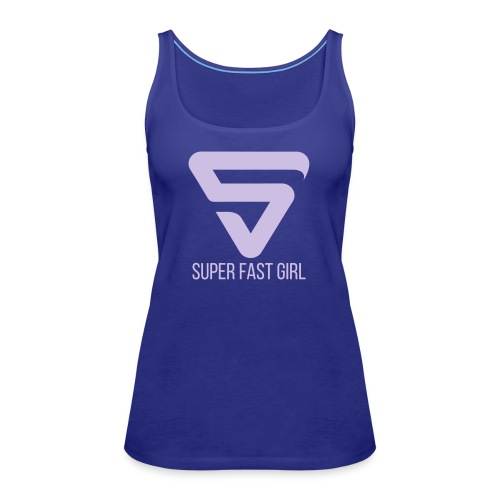 Super Fast Girl - Débardeur Premium Femme