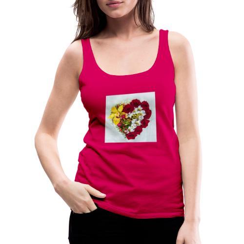 T-Shirts und Blusen - Frauen Premium Tank Top