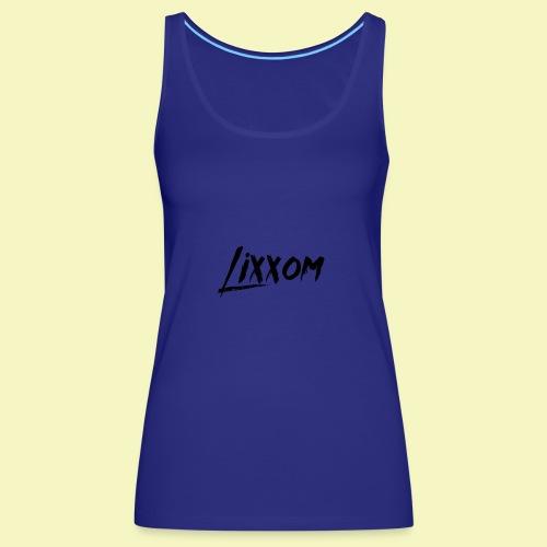 lixxom - Premium singlet for kvinner