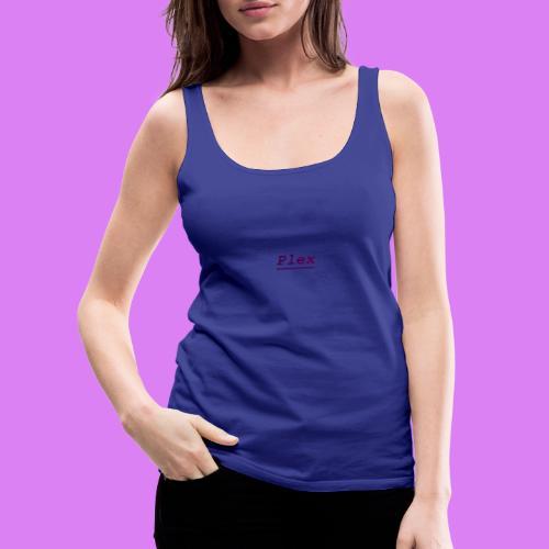 Plex T-shirts - Premiumtanktopp dam