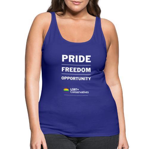 Tory Tshirts Final3 - Women's Premium Tank Top