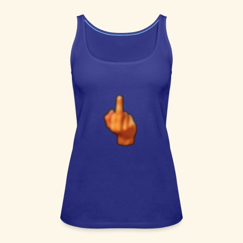 finger - Frauen Premium Tank Top