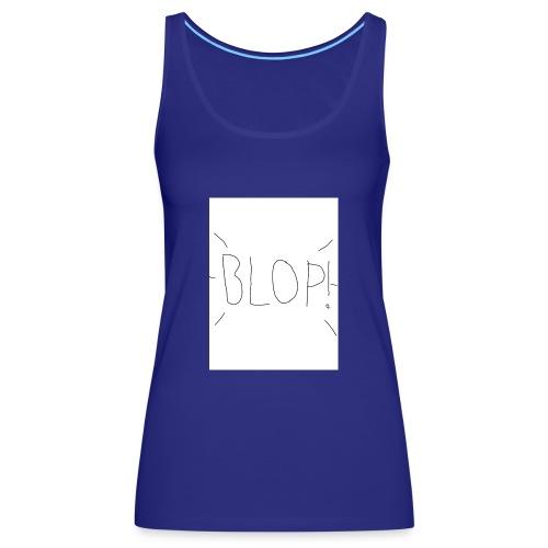 Blop! - Women's Premium Tank Top