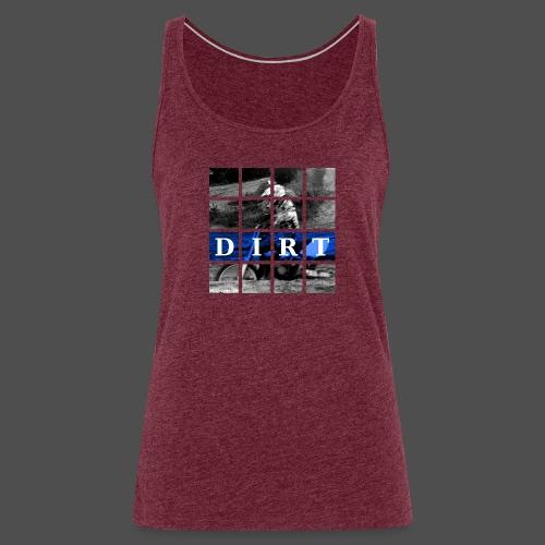Dirt BL 19 - Tank top damski Premium
