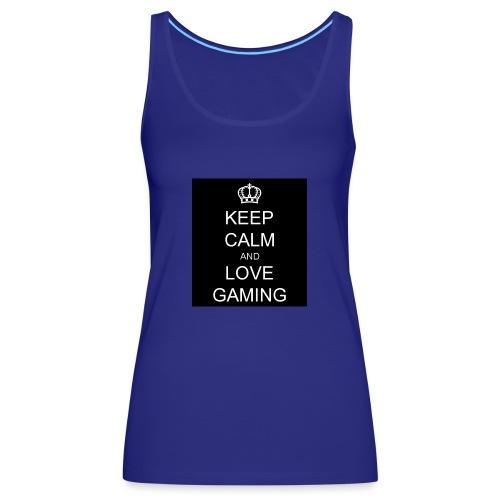 GAMING - Frauen Premium Tank Top