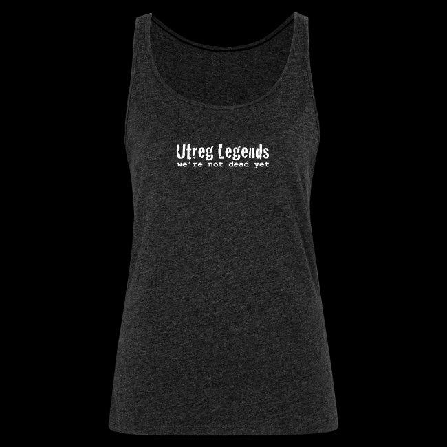 Utreg Legends - we're not dead yet
