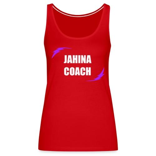 JHNA 002 - Débardeur Premium Femme