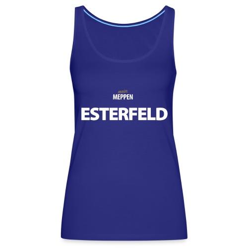 Esterfeld - Frauen Premium Tank Top