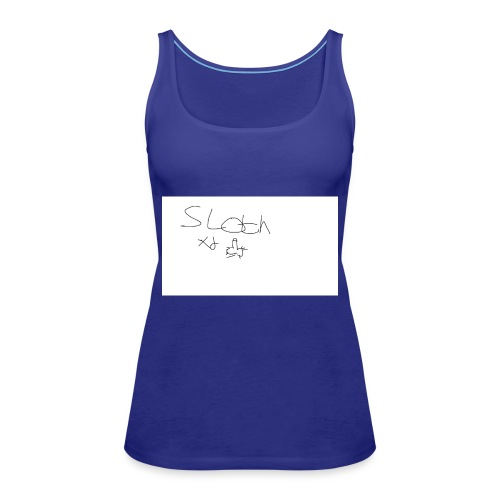FUCKING NIGGERS IN MY STORE ONE TWO THREEE FOUR - Women's Premium Tank Top