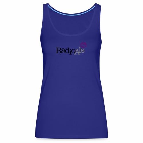 RadioAls Logo CMYK - Dame Premium tanktop