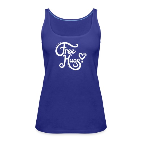 Free Hugs - Frauen Premium Tank Top