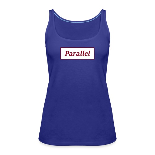 Parallel - Women's Premium Tank Top