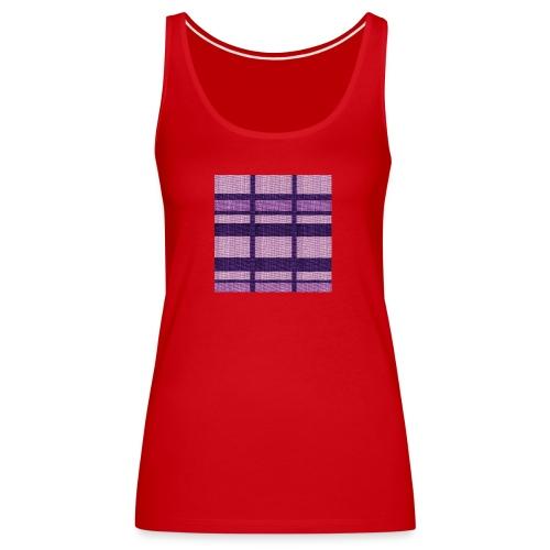 puplecolor tank top - Women's Premium Tank Top
