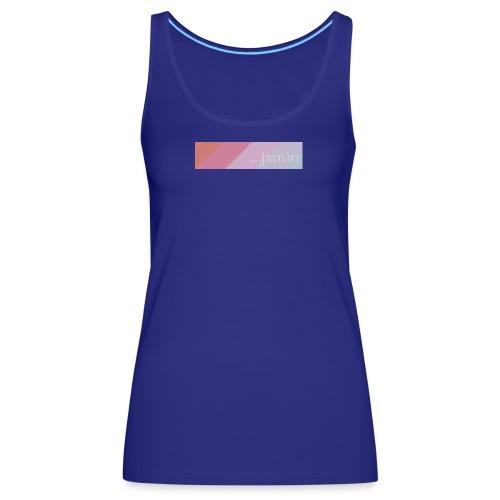 ...jamin v1 - Women's Premium Tank Top